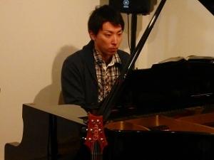 ジャズピアノ生徒さん